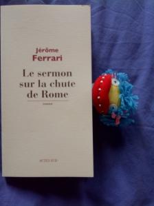 Charmantpetitmonstre et Jérôme Ferrari